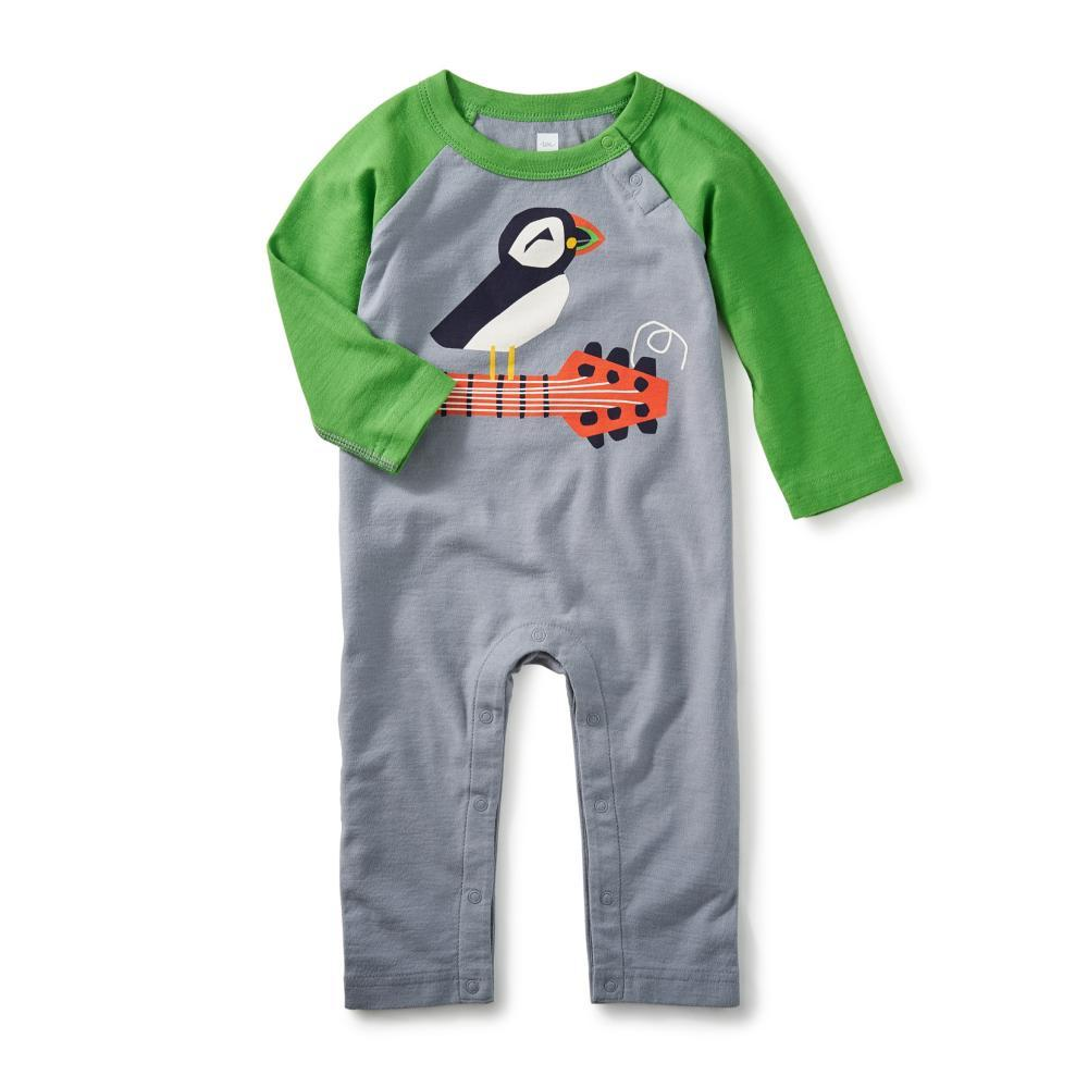 Tea Collection Infant Puffin Rock Graphic Romper