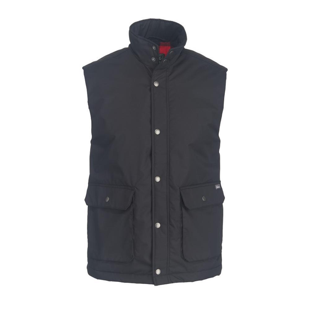 Woolrich Men's Trout Run Vest BLACK