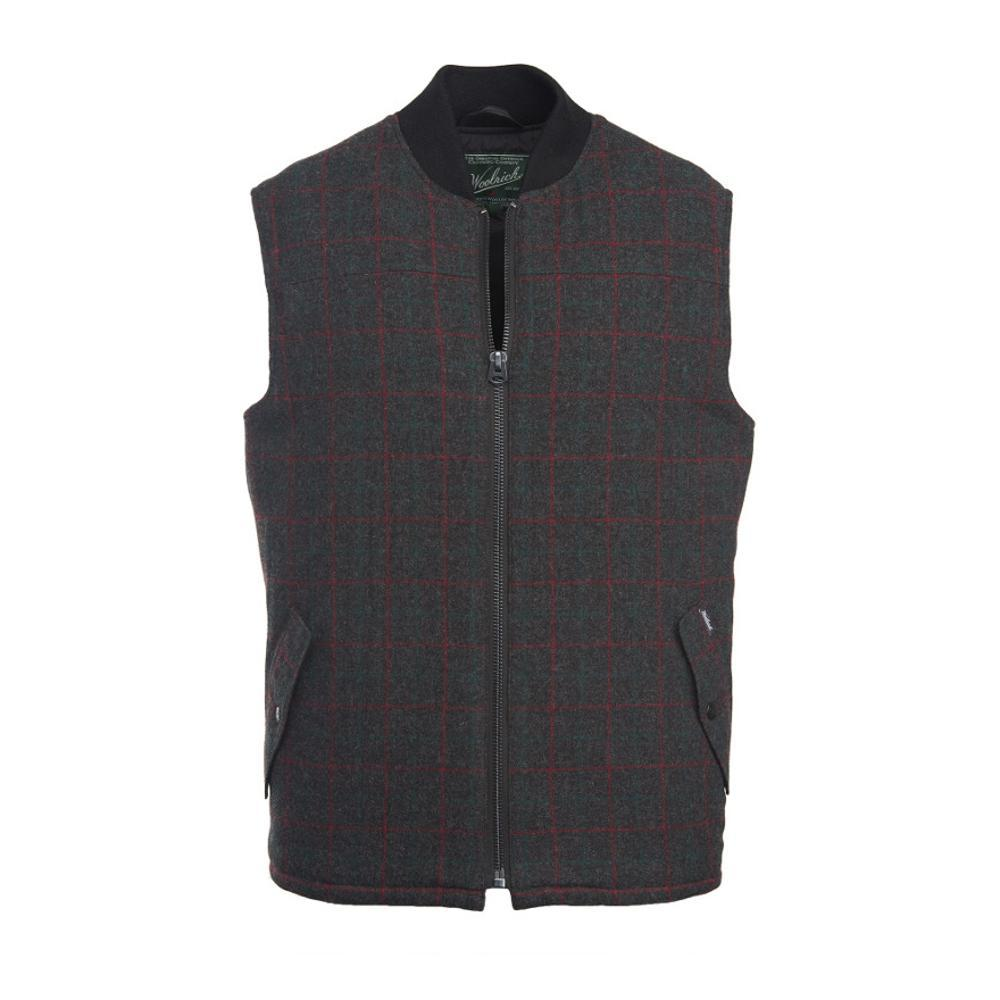 Woolrich Men's Bear Claw Vest CHARPLAID