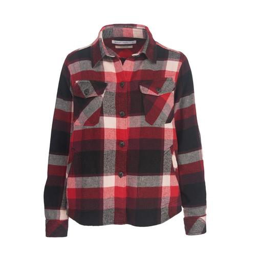 Woolrich Women's Oxbow Bend Flannel Shirt Jac