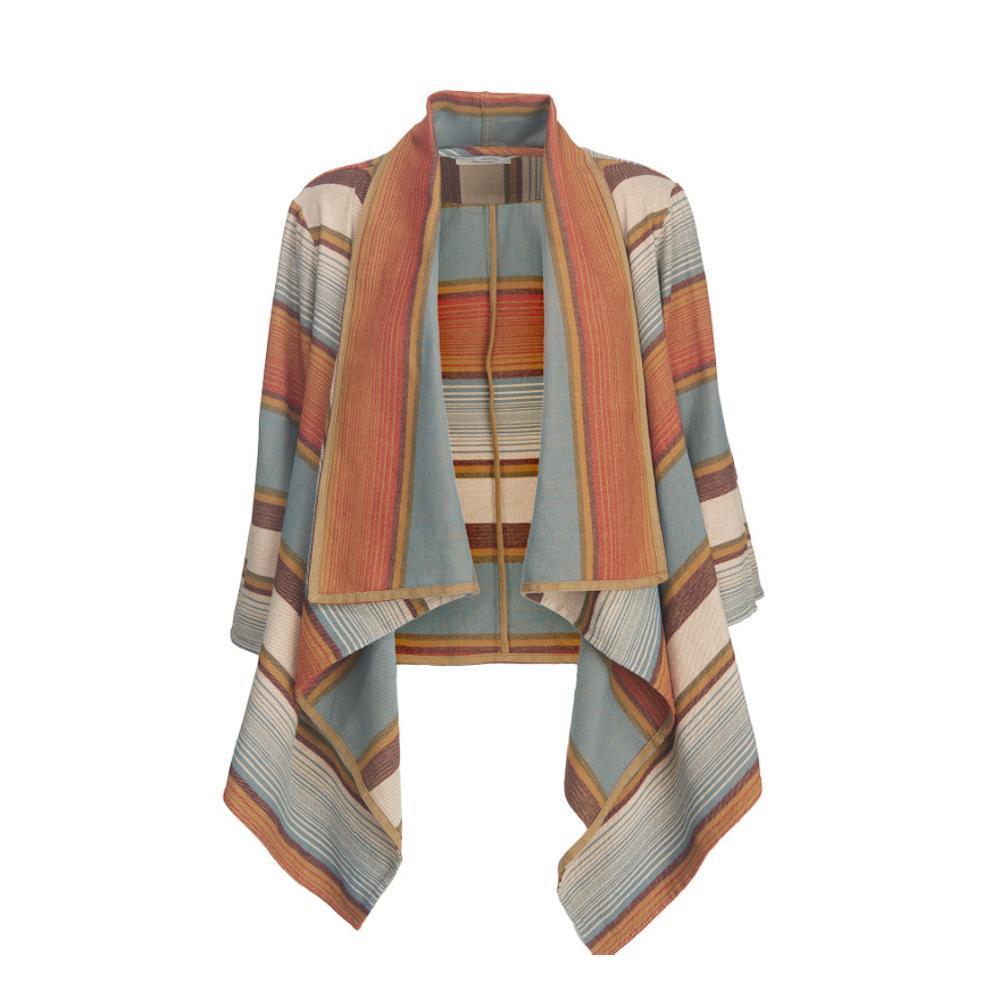 Woolrich Women's Pemberton Flannel Wrap Cardigan AUTUMNLEAF