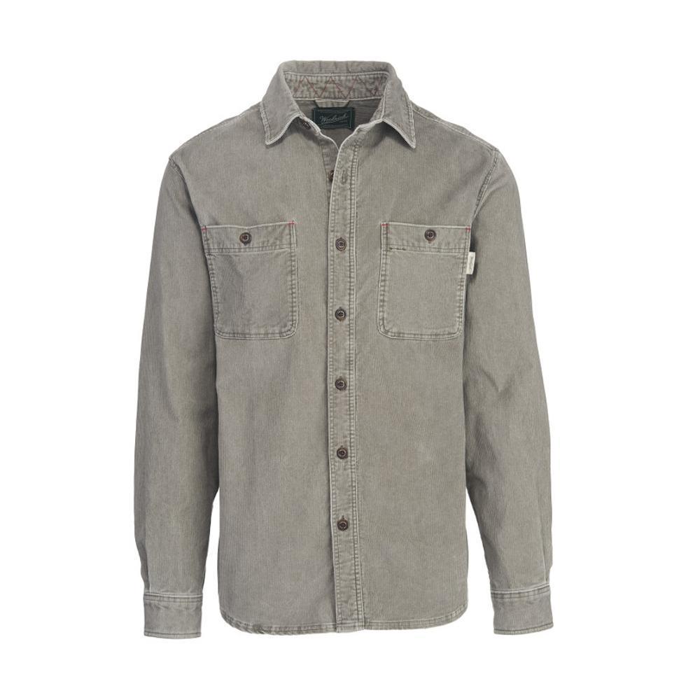 Woolrich Men's Hemlock Cordury II Shirt BUNCORD