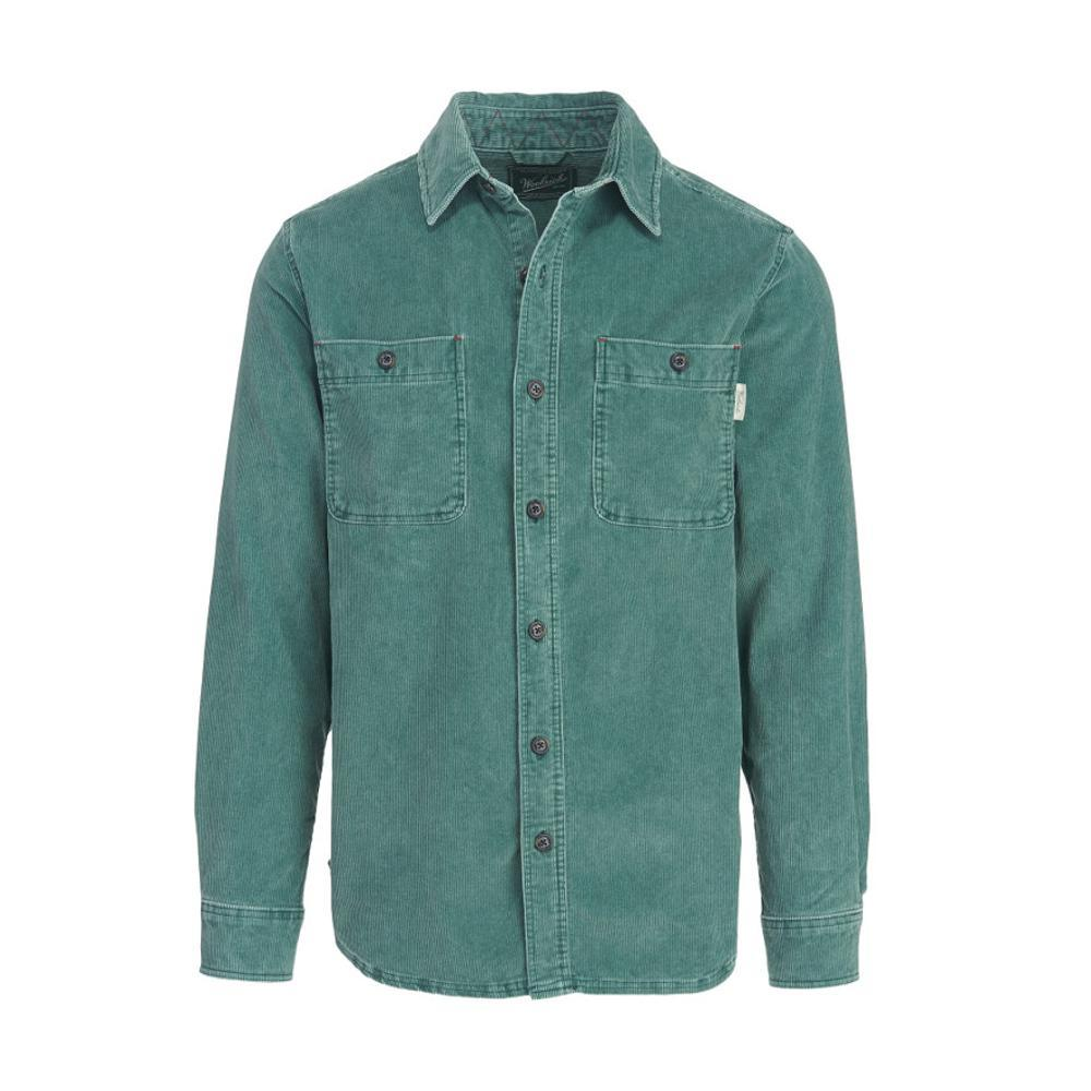 Woolrich Men's Hemlock Cordury II Shirt PINEGROVE