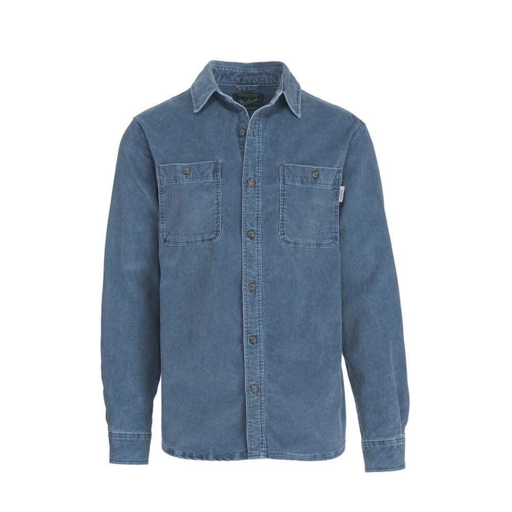 Woolrich Men's Hemlock Cordury II Shirt SHADOW