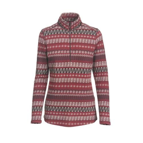 Woolrich Women's Mile Run Half Zip Pullover