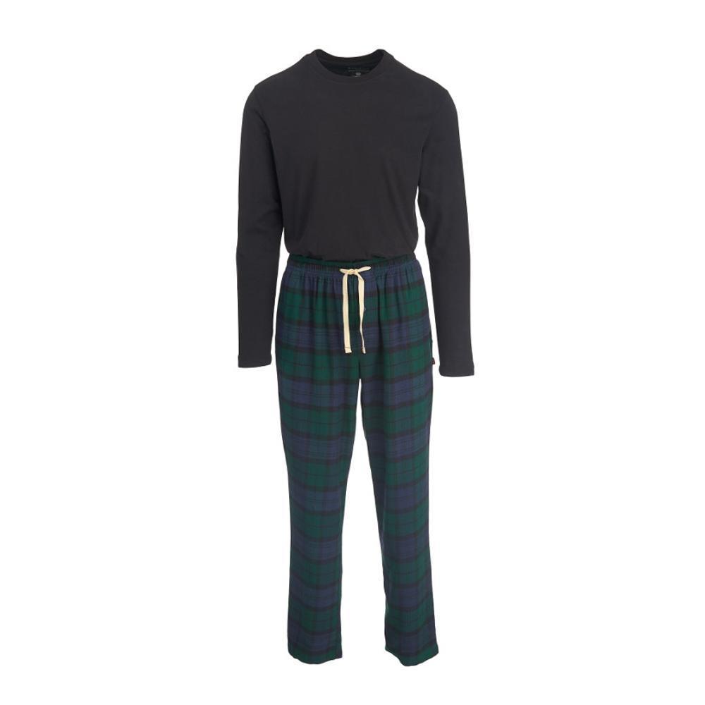 Woolrich Men's Fireside Flannel Pajama Set BLKWATCHPD