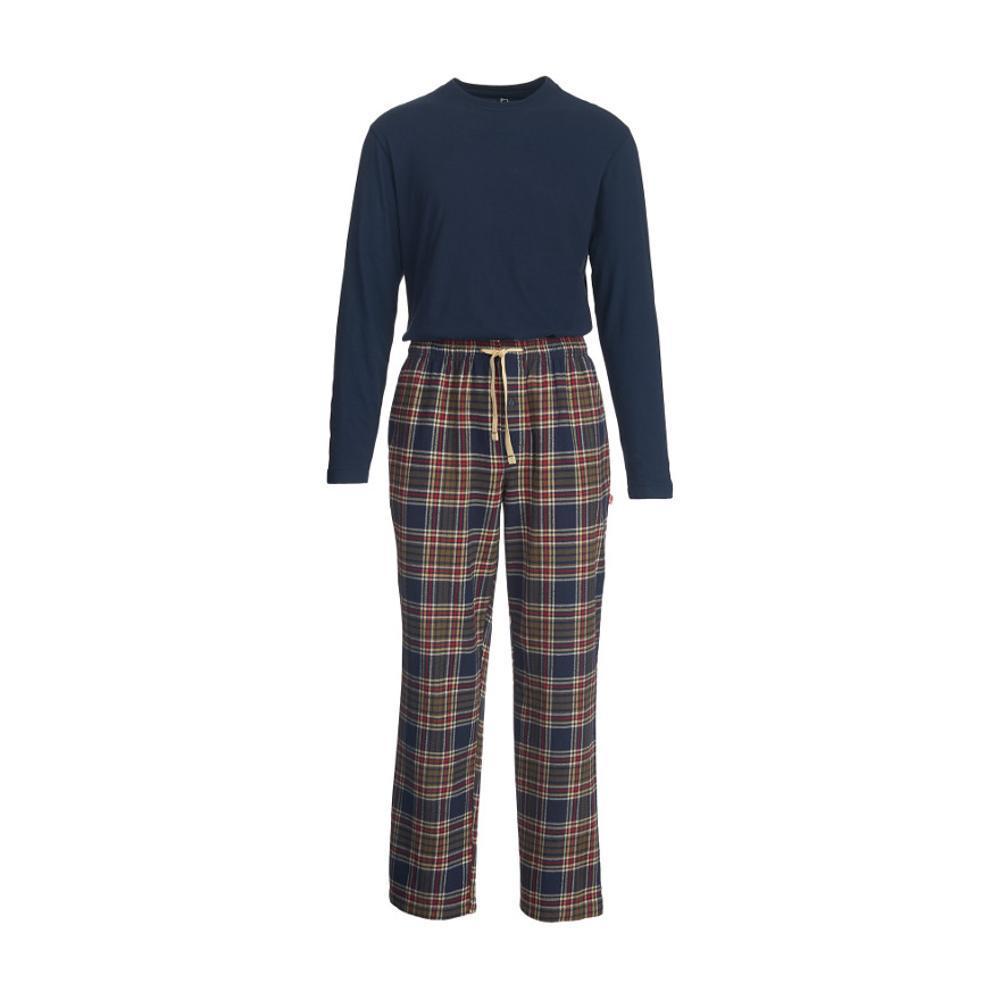 Woolrich Men's Fireside Flannel Pajama Set DEEPINDIPD