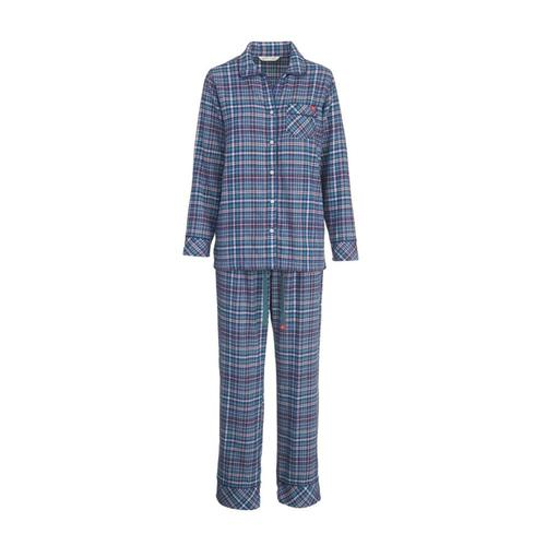 Woolrich Women's First Light Flannel Pajama Set