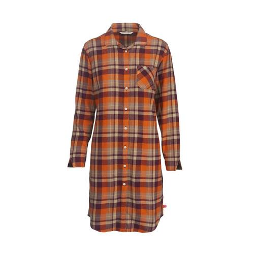 Woolrich Women's First Light Yarn-dye Nightshirt
