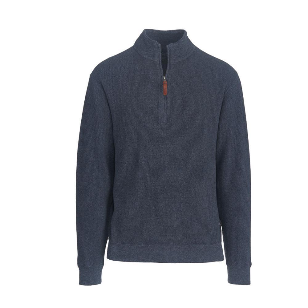 Woolrich Men's Bromley Half Zip Pullover COOLGREY
