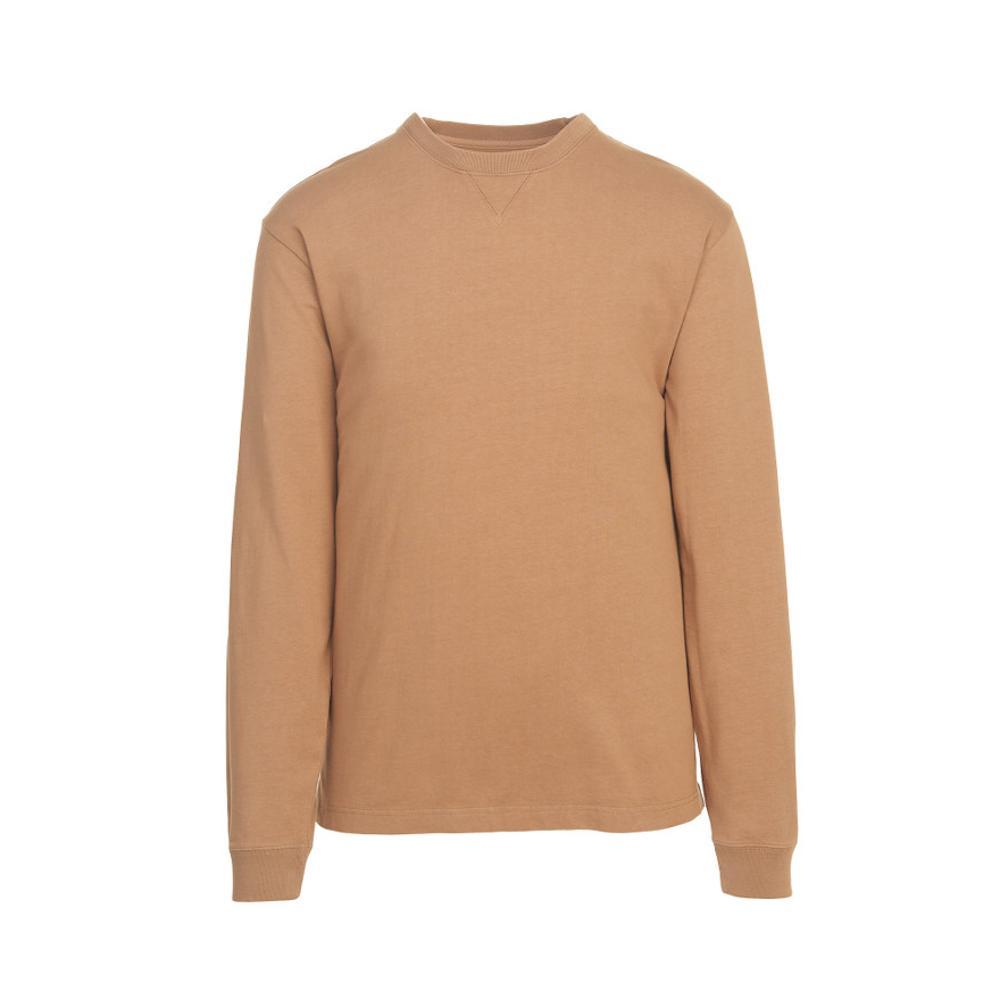 Woolrich Men's Men's First Forks Long Sleeve T-Shirt CHICORY