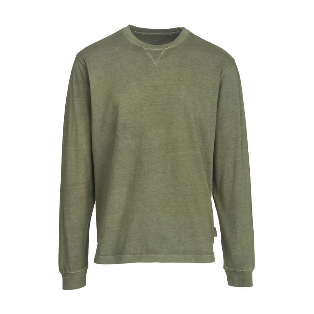 Woolrich Men's Men's First Forks Long Sleeve T-Shirt LICHENGREN
