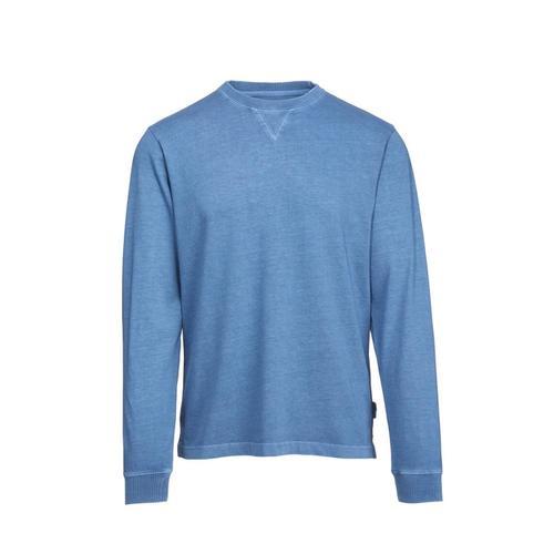 Woolrich Men's Men's First Forks Long Sleeve T-Shirt Newroyblue