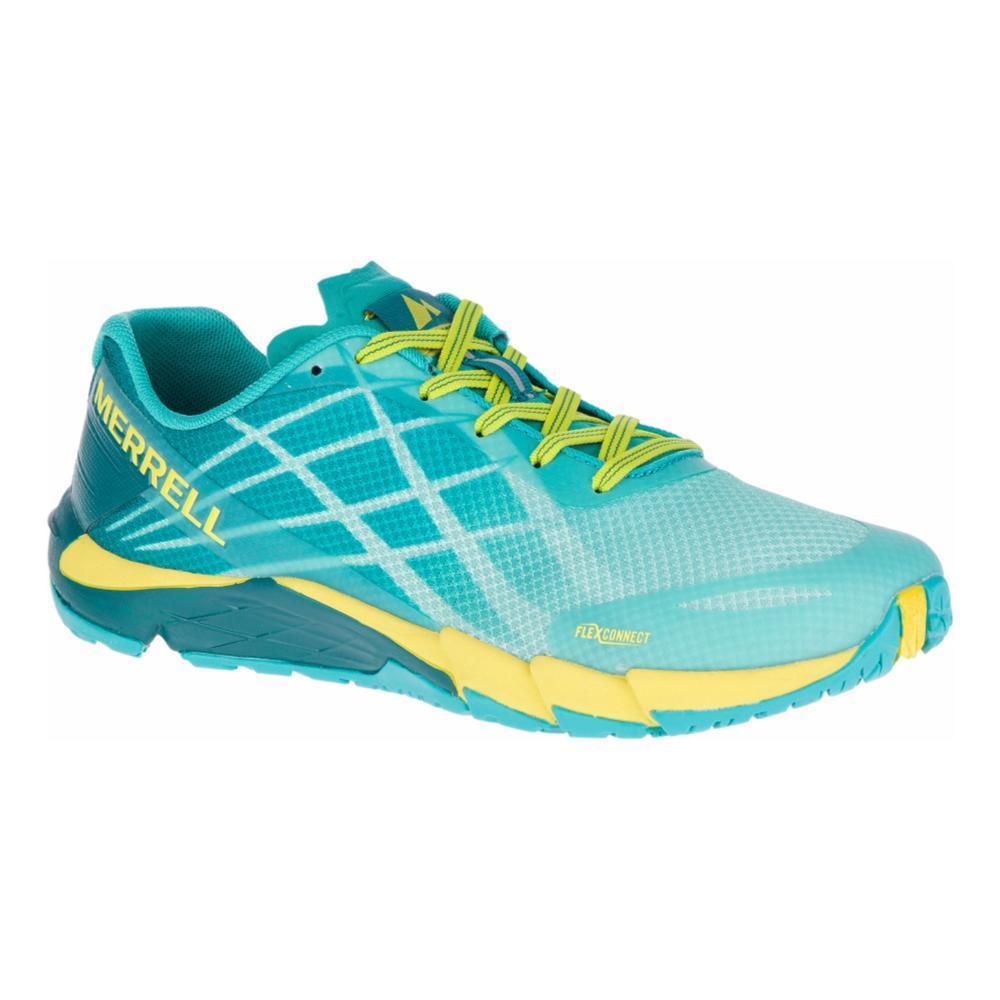 Merrell Women's Bare Access Flex Running Shoes ARUBABLUE