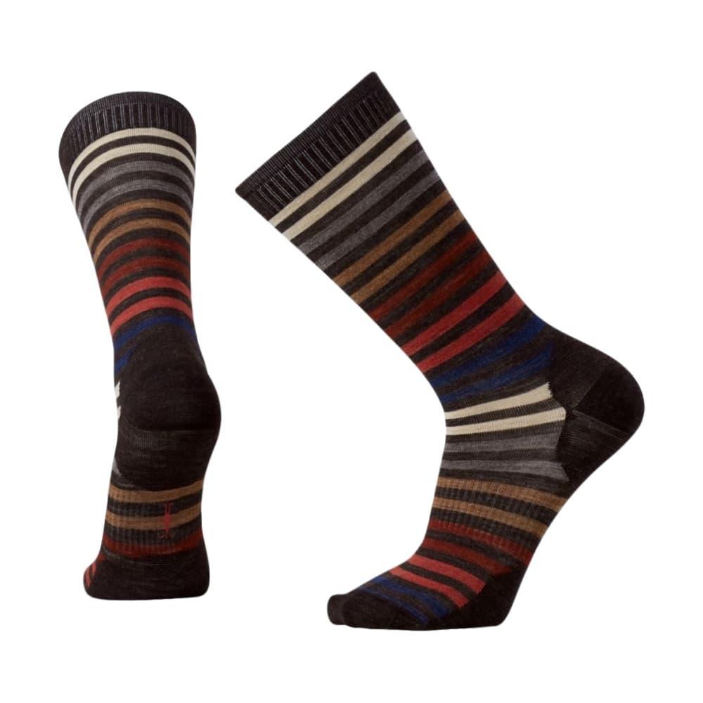 Smartwool Men's Spruce Street Crew Socks CHESTNUT_207
