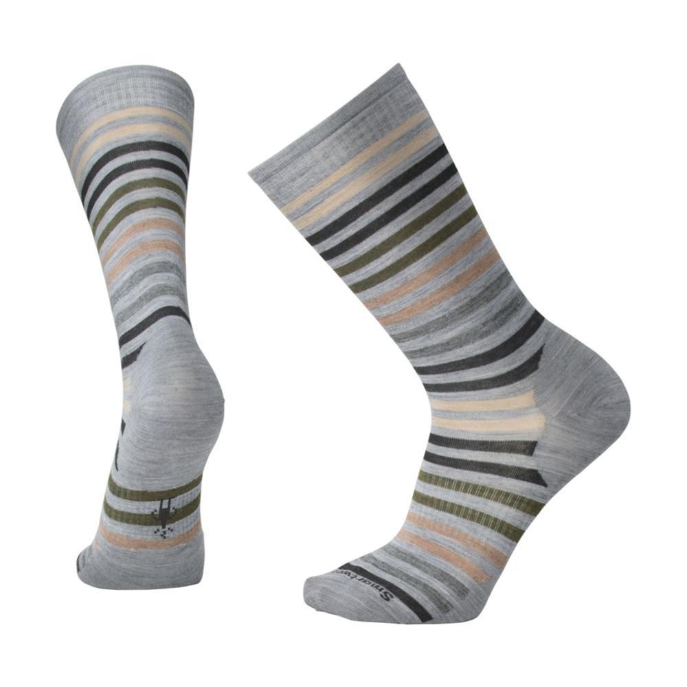 Smartwool Men's Spruce Street Crew Socks GRYLODE_A65