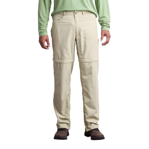 Exofficio Men's Sol Cool Ampario Convertible Pant - 34in Inseam