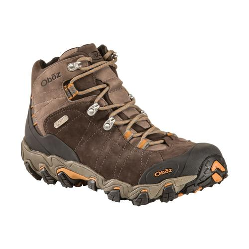 Oboz Men's Bridger Mid Waterproof Wide Boots