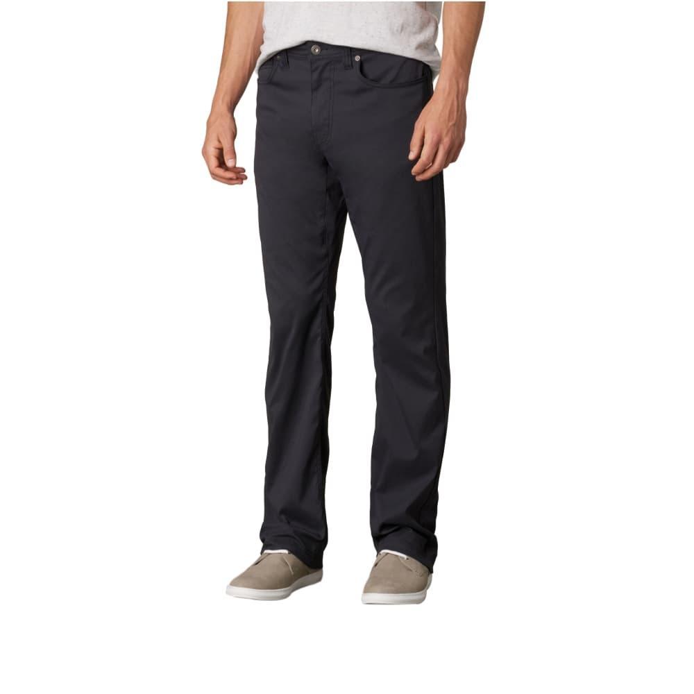 prAna Men's Brion Pants - 32in BLACK