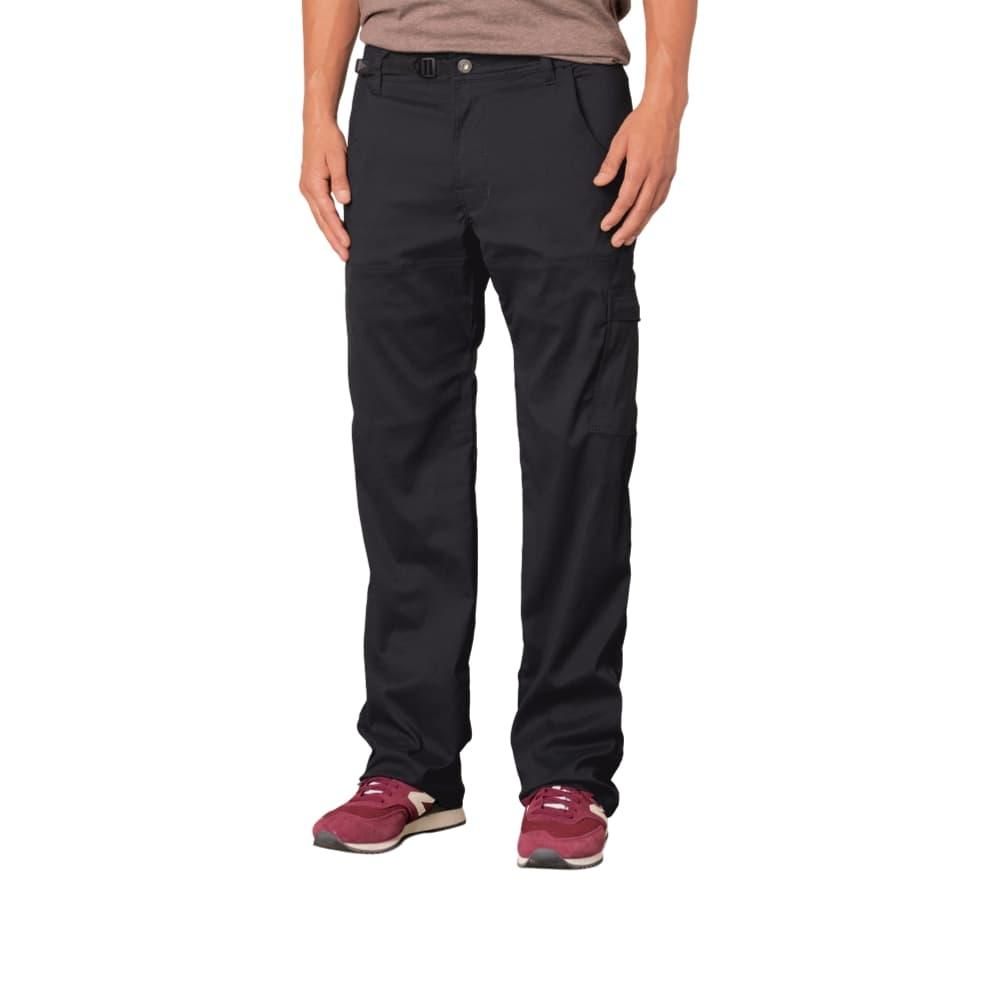 prAna Men's Stretch Zion Pants - 32in BLACK