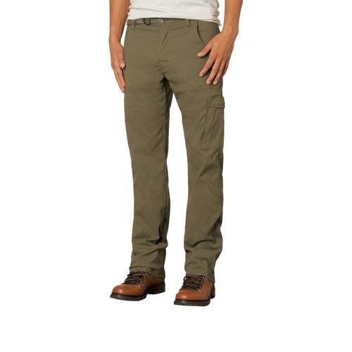 prAna Men's Stretch Zion Pants - 32in Cargogreen