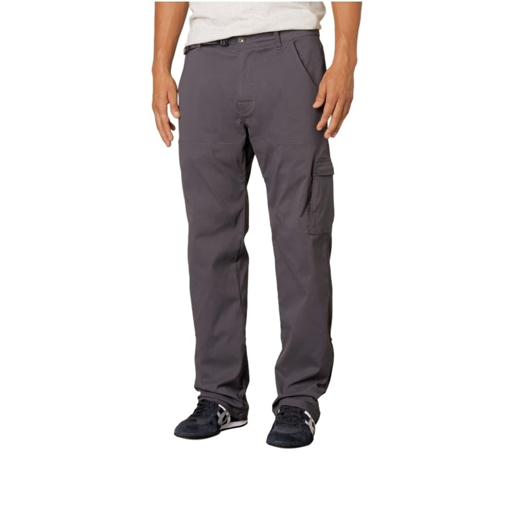 prAna Men's Stretch Zion Pants - 32in CHARCOAL