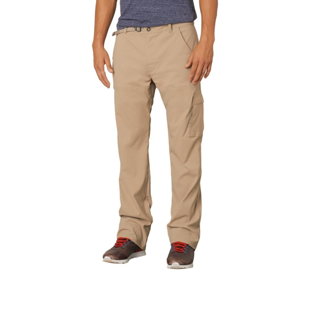 prAna Men's Stretch Zion Pants - 32in DKKHAKI