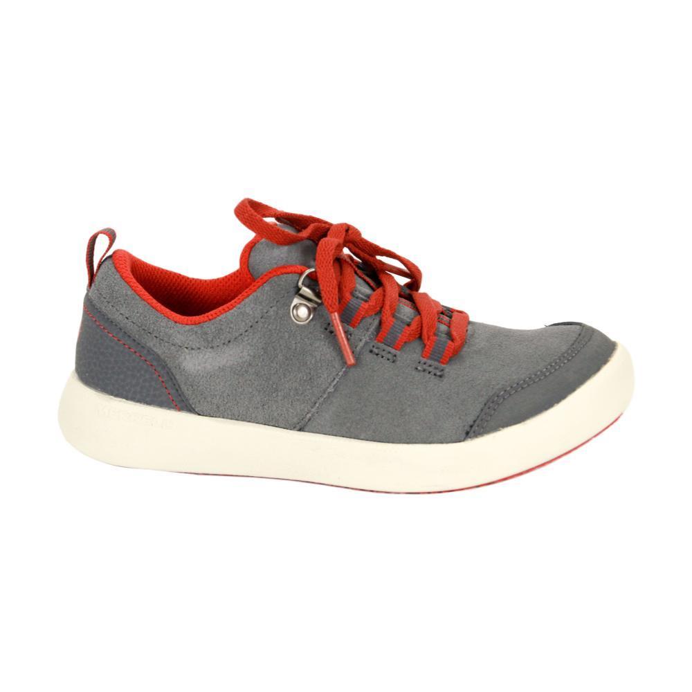 Merrell Little Kids Freewheel LTT Sneakers GREYSUEDE