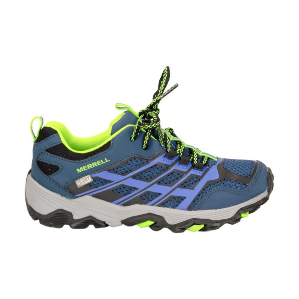 Merrell Big Kids Moab Low Waterproof Shoes