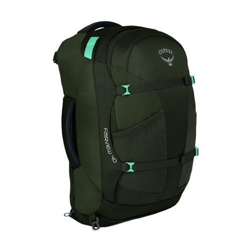 Osprey Women's Fairview 40 Travel Pack - S/M Mistygrey