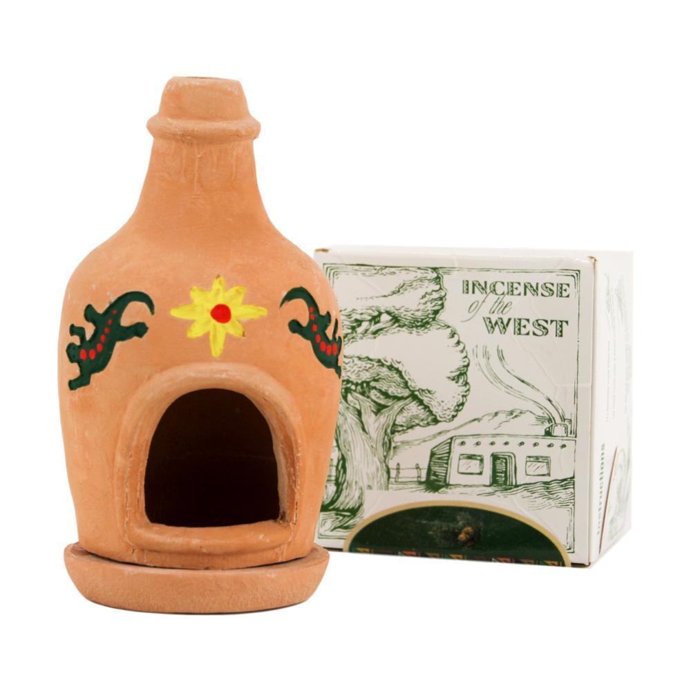 Chiminea Incense Burner