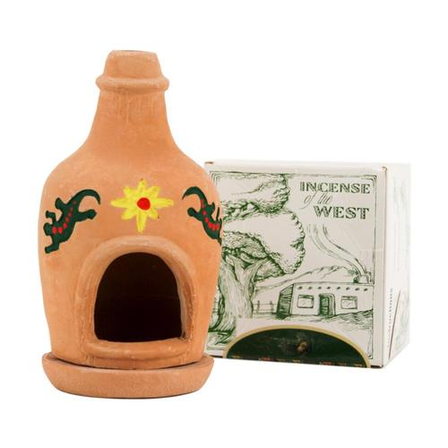 Chiminea Incense Burner