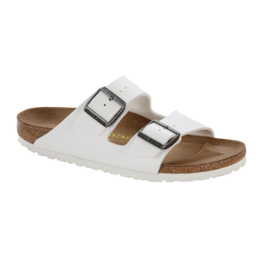 Birkenstock Women's Arizona Sandals WHITEBIRKO