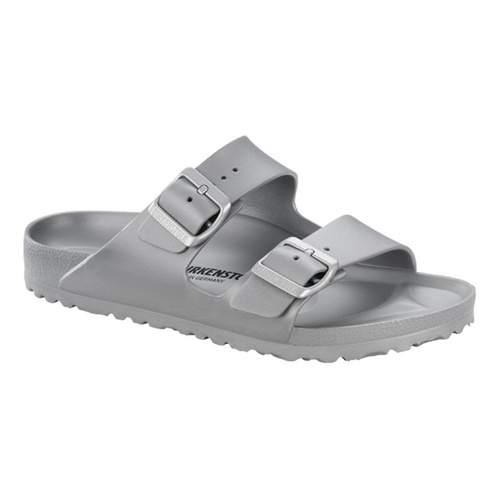 Birkenstock Women's Arizona Essentials EVA Sandals SILVER