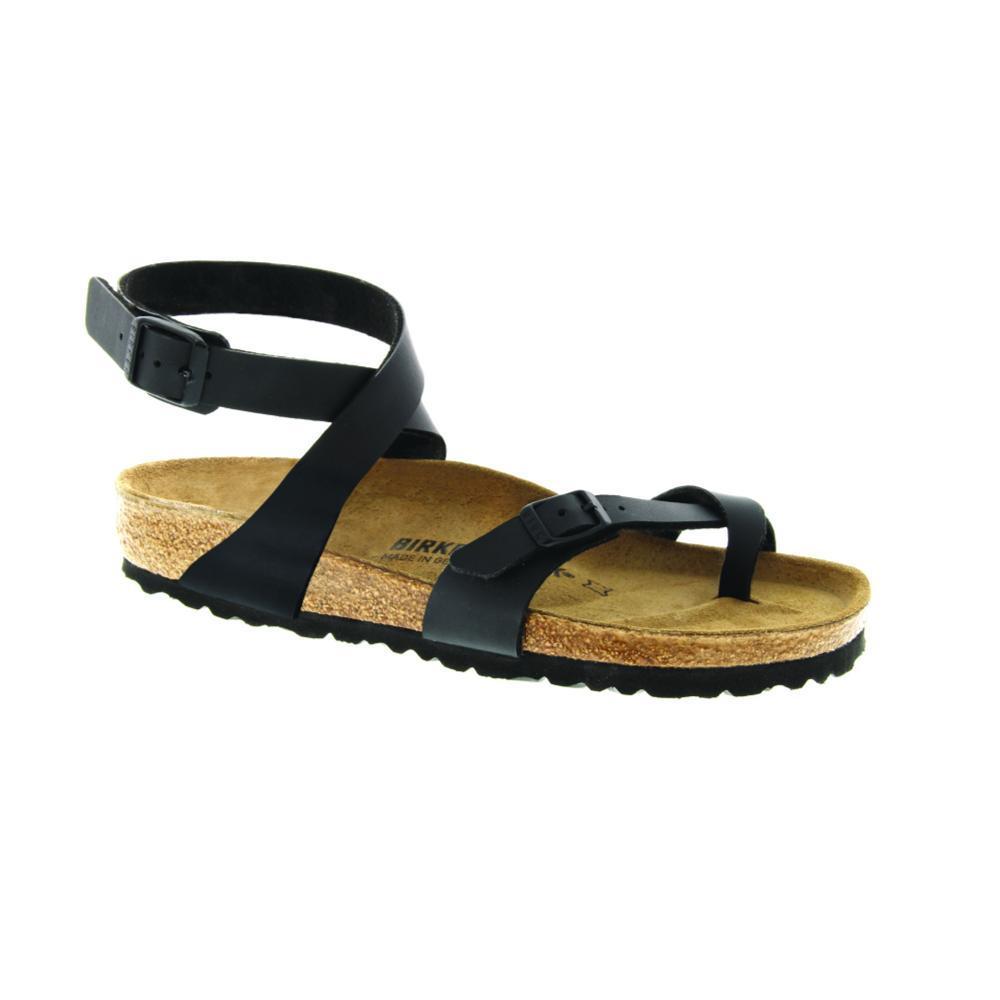 Birkenstock Women's Yara Sandals BLKBIRKO