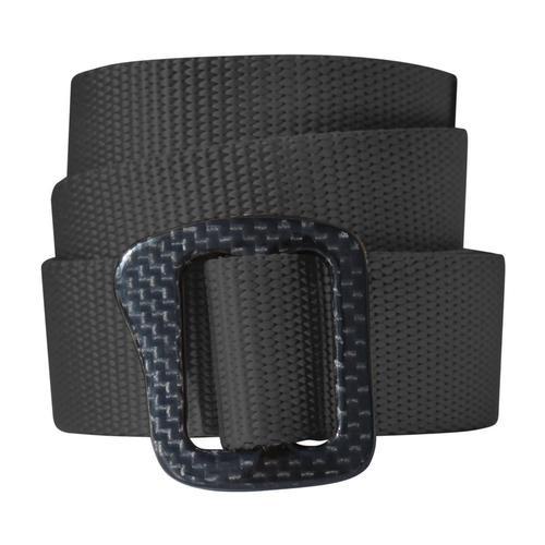 Bison Designs Carbonator Buckle Solid Belt 30mm Black