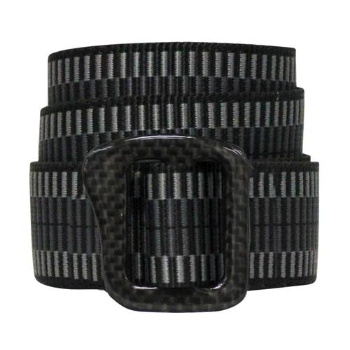 Bison Designs Carbonator Buckle Pattern Belt 30mm