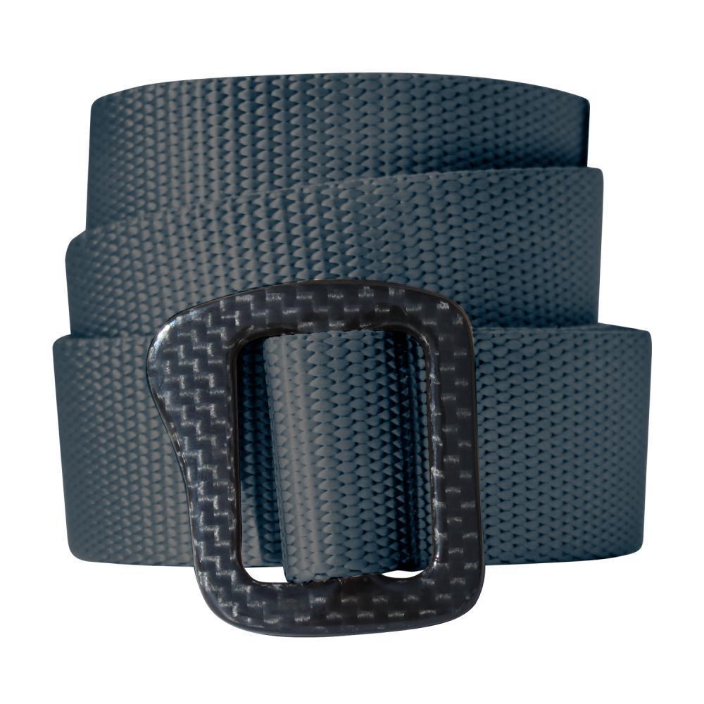 Bison Designs Carbonator Buckle Solid Belt 30mm NAVY