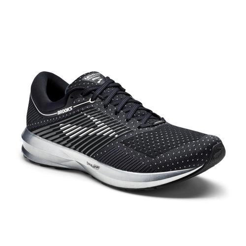 Brooks Men's Levitate Shoes Blk.Ebn.Slv