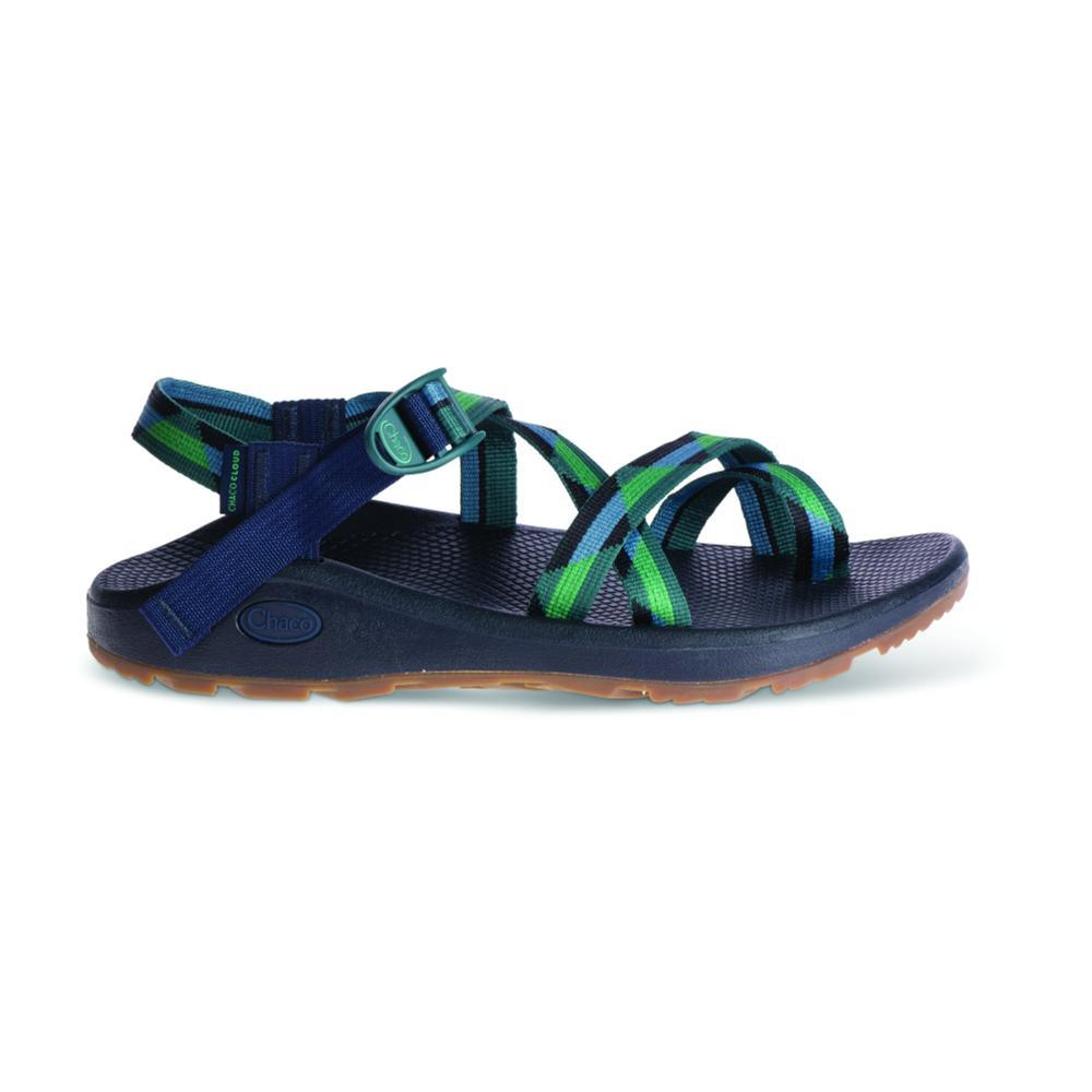 Chaco Men's Z/Cloud 2 Sandals PYRMDGRN