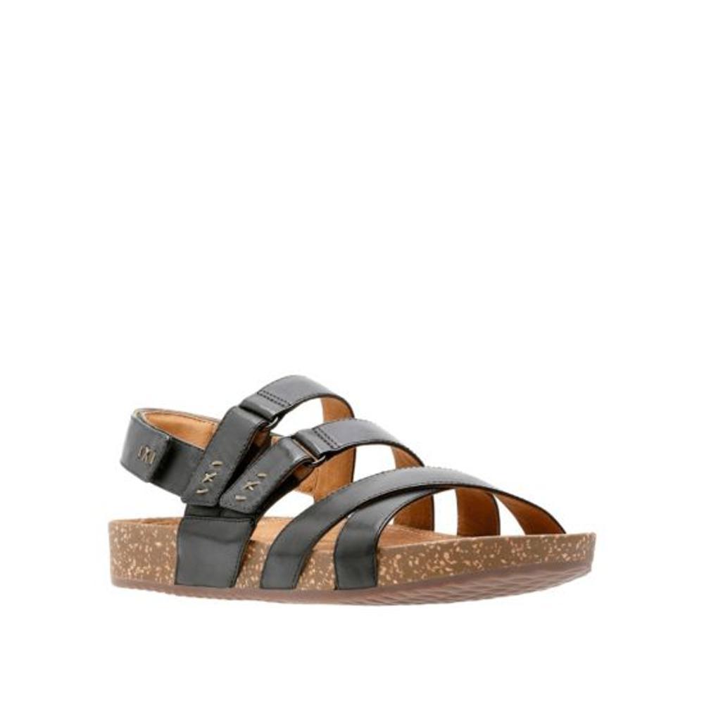 Clarks Women's Rosilla Keene Sandals BLACK