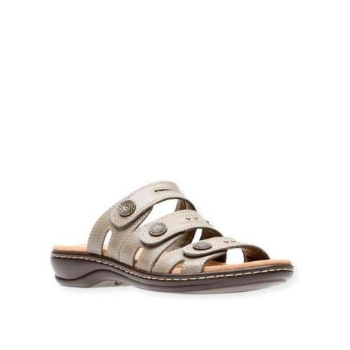 Clarks Women's Leisa Lakia Slide Sandals