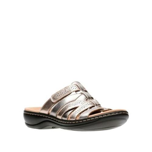 Clarks Women's Leisa Field Slide Sandals