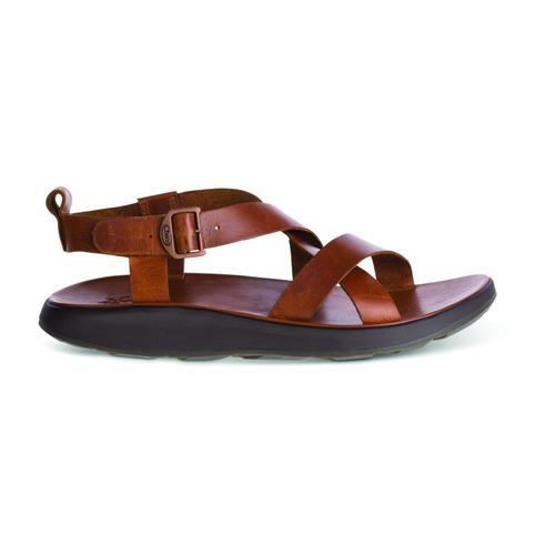 Chaco Men's Wayfarer Sandals Rust