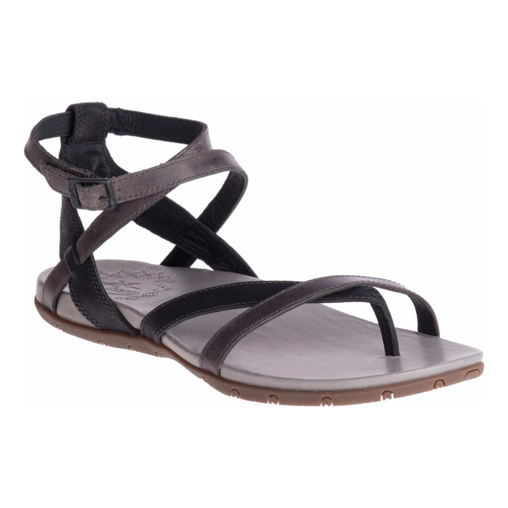 Chaco Women's Juniper Sandals BLACK
