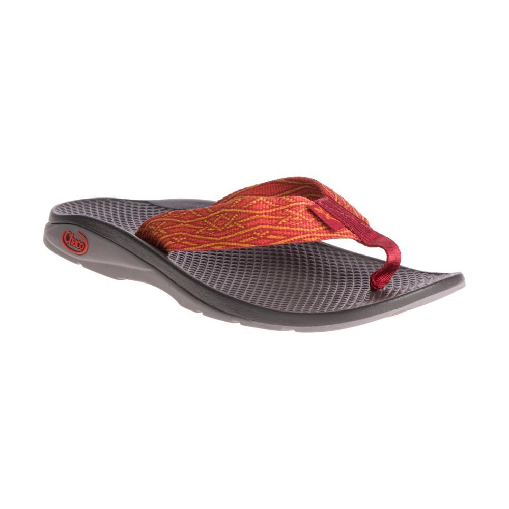 Chaco Women's Flip Ecotread Sandals SUNRISE