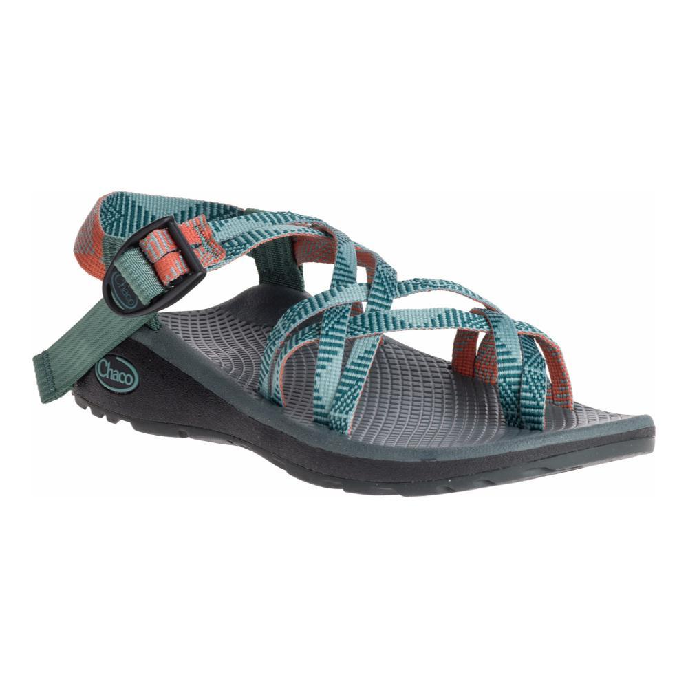 Chaco Women's Z/Cloud X2 Wide Sandals RUNETEAL