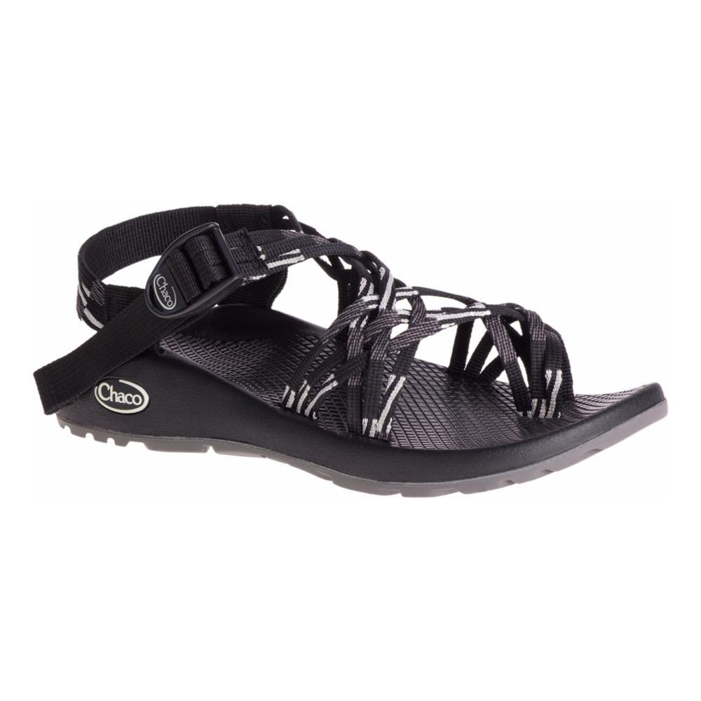 Chaco Women's ZX/3 Classic Sandals SCATTERBLK