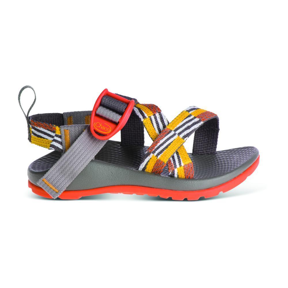 Chaco Kids Z/1 EcoTread Sandals SCATPOPPY