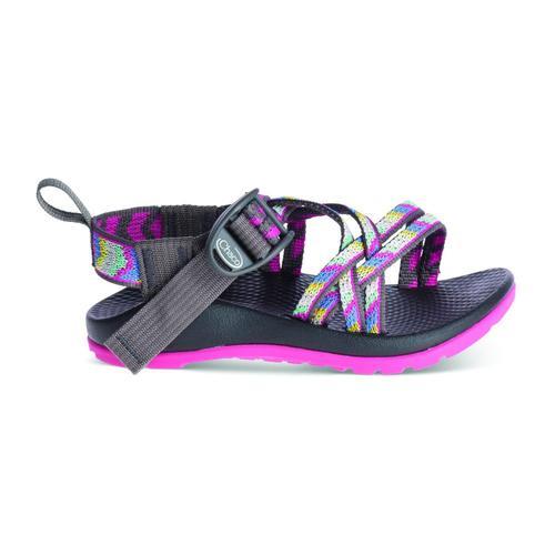Chaco Kids ZX/1 EcoTread Sandals Fletchpnk